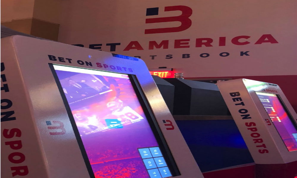 SB Tech Betting Kiosks
