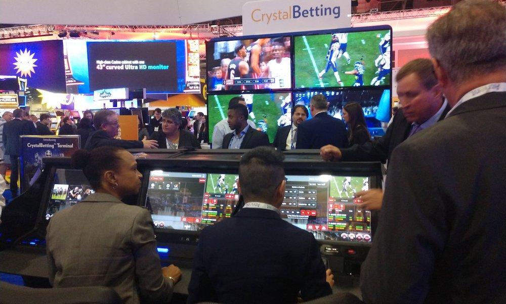 igt sports betting kiosk
